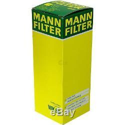 7L MANNOL 5W-30 Break LL+MANN-FILTER Filtre VW transporteur V Bus 2.0 TSI