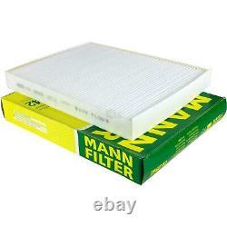 7L MANNOL 5W-30 Break LL + MANN-FILTER Filtre pour VW transporteur V Bus 2.0