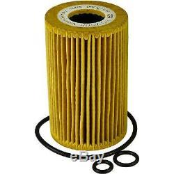 8L Mannol 5W-30 Break Ll + Mann-Filter Filtre Filtre VW Transporter V Bus 2.0