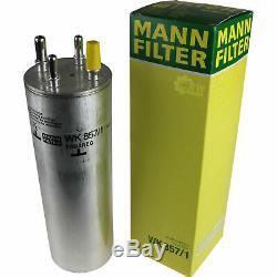 8L Mannol 5W-30 Break Ll + Mann-Filter Filtre Filtre VW Transporteur V Bus 2.0