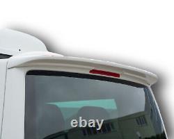 Blanc Peint Spoiler de Toit Pour VW Bus T6 Facelift Transporteur Multivan 2015