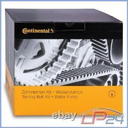 Contitech Kit De Distribution + Pompe Eau Vw Transporter Bus T5 2.0 Tdi + Bitdi