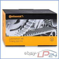Contitech Kit De Distribution Vw Lupo 6x 6e 1.4 Tdi Multivan T5 Bus 1.9 Tdi