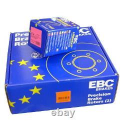 EBC B10 Freins Kit Avant Revêtements Essuie-Glace Pour VW Transporter T5 T6 Bus