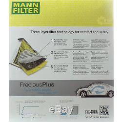 Filtre Set Kit +5w30 Huile Moteur pour Volkswagen VW de VW Transporter V Bus 7hb