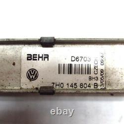 Intercooler 7H0145804B Inter Cooler VW Bus T5 7H 7E Transporteur 1,9TDI 2,5TDI
