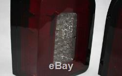 LED BAR Feux F. VW T6 Bus Transporter Multivan Rouge Noir Smoke