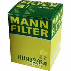 Liqui Moly 10L 5W-30 Huile Moteur + Mann-Filter VW Transporter IV Bus 70XB 70XC