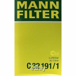 Mann Filtre Paquet Mannol Filtre à Air de VW Transporter Vi Bus Sgb Sgg