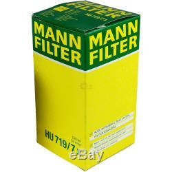 Mannol 6 L Energy Premium 5W-30 + Mann- Filtre VW Transporter V Bus 1.9 Tdi