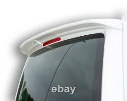 Noir Peint Spoiler de Toit Pour VW Bus T6 Transporter, Multivan Californie Plage