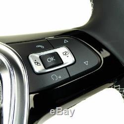Original Volant Multifonctions Cuir VW Golf 7 VW T6 Bus Caravelle Transporteur