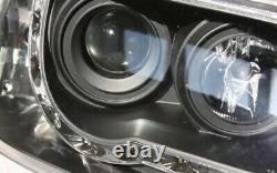 Phare avant Set VW Transporter, Multivan Bus T5 LED Feux Cff Regardez Noir
