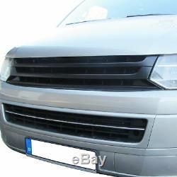 Pour VW T5 Gp Bus Transporter, Multivan 2009- Calandre Sport Grill Avant Grille