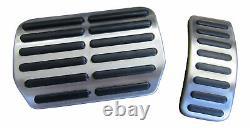 Pour VW T5 T6 V VI + Multivan / Bus Original Pédale + Repose-Pied Cache-Pédales