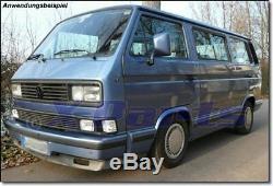 Ressorts de Rabaissement VW Bus T3 40mm Transporter, Multivan Tous les Modèles