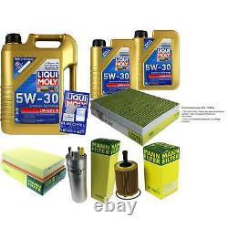 Sketch D'Inspection Filtre Liqui Moly Huile 7L 5W-30 pour VW Transporter De Bus