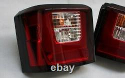VW T4 Bus Transporteur LED Lumière Béquille Feux Arrière en Rouge Clair Kit