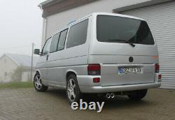 VW T4 Traction Avant Bus /Transporteur/Multivan/Caravelle Silencieux Arrière