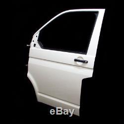 VW T5 Porte avant Gauche Passager L902 Blanc Transporter, Multivan Bus Choisir