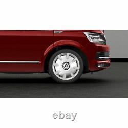 VW T5 T6 Bulli Multivan Bus Jantes Disque Argent 18 Pouces 7E0601025R Neuf