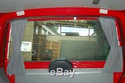 VW T5/T6 Multivan Transporter Mesure Voiture Rideaux Bus Compléter Baimex