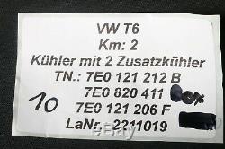 VW T6 Multivan Bus Bulli 2.0TDI 150PS DSG Forfait Frais Refroidisseur 600W Fan